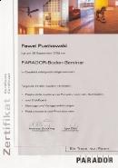 Parador - Szkolenie z zakresu parkietów panelowych i laminatów