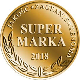 Godło Super Marka 2018